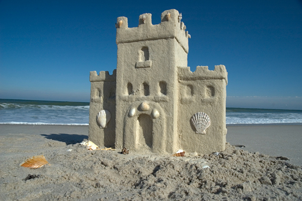 A Castle of Sand: DIY Wealth Management